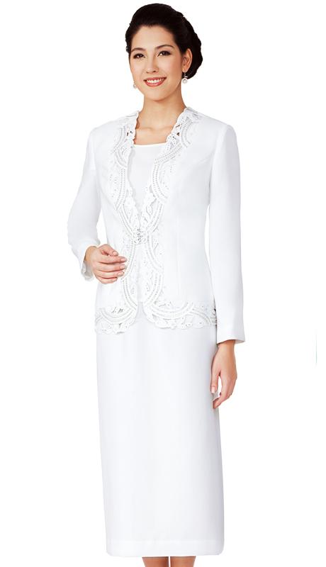 Nina Massini 9242 ( 3pc Renova First Lady Suit )