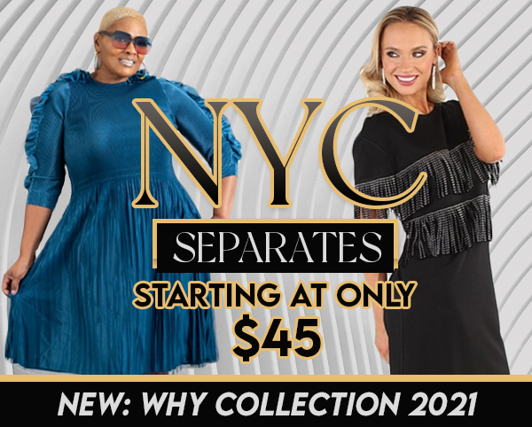 NYC Separates Fall And Holiday 2019