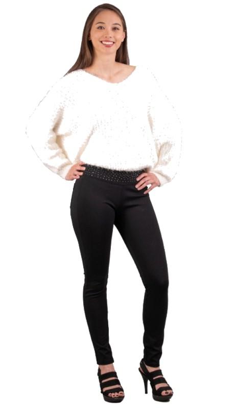 Basix Edition AT0011 ( 1pc  V-neck Sweater )