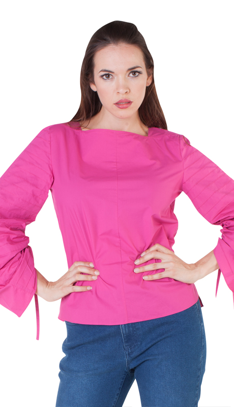 NYC Concepts 8576-FU ( 1pc Top With Flexible Sleeves )