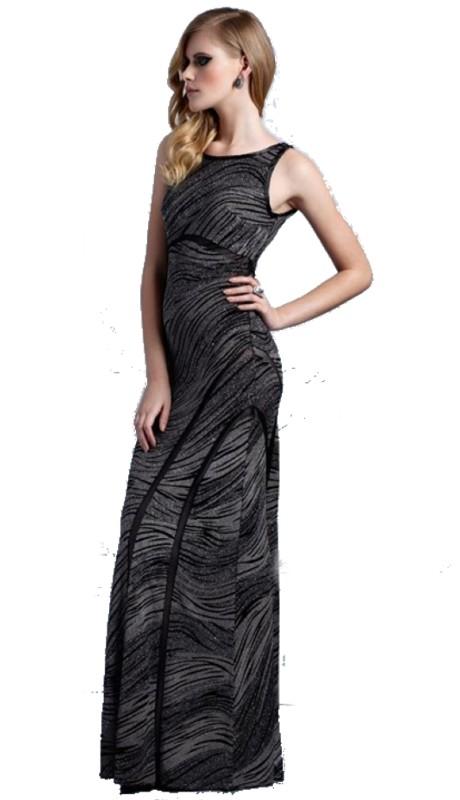 Terani Prom E2161 ( 1pc Glitter Tiger Ill )