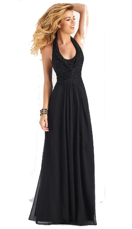 Clarisse Prom 3103 ( 1pc Beaded Chiffon )