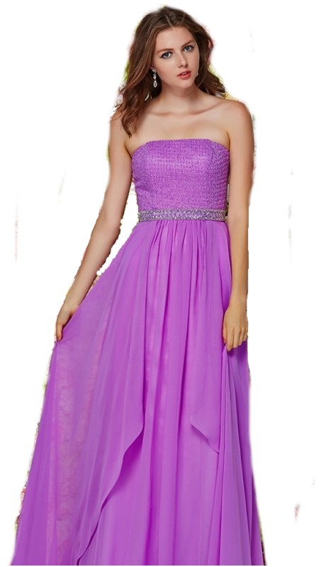 A & A Prom 661141 ( 1pc Texture Chif Strpls )