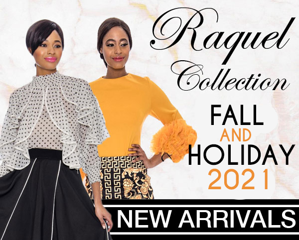 Raquel Collection Spring And Summer 2021