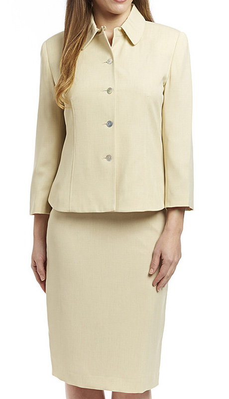 RF Studio 90361-BA ( 2pc Renova Ladies Church And Career Suit With Top And Skirt )