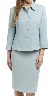 RF Studio 90361-SF ( 2pc Renova Ladies Church And Career Suit With Top And Skirt )