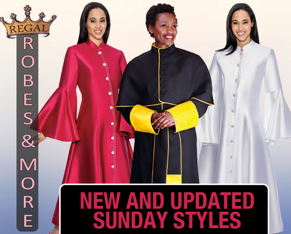 Regal Robes Fall And Holiday 2018
