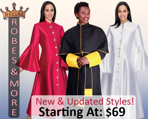 Regal Robes Spring And Summer 2018
