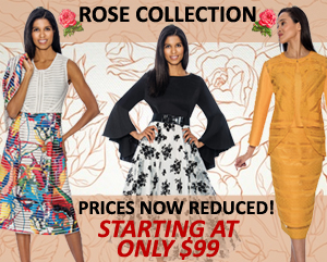 Rose Collection Spring And Summer Fashions 2018
