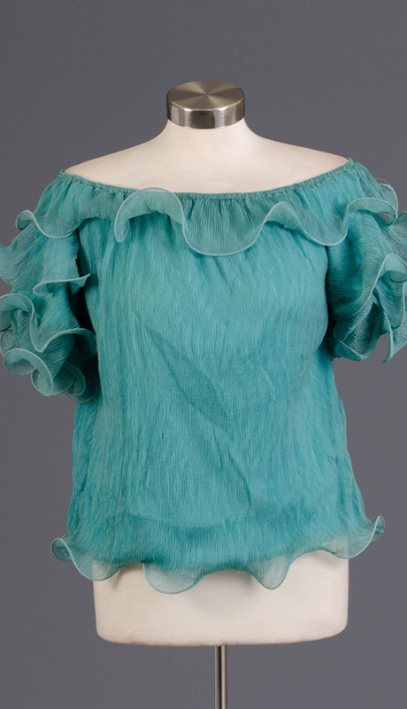 N By Nancy Collection C1844-GN ( 1pc Off Shoulder Top )