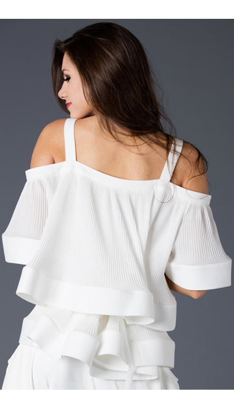 Why Collection T170377-IV ( 1pc Tiered Top )