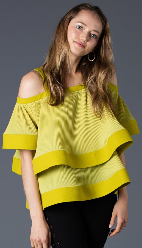Why Collection T170377-OL ( 1pc Tiered Top )