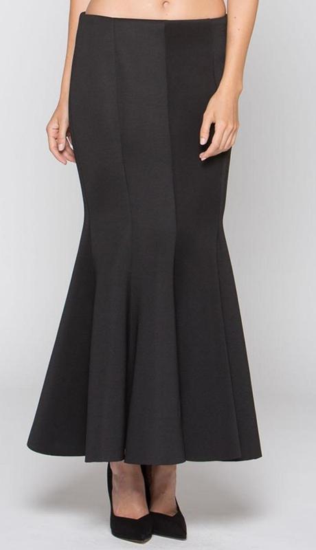 Why Collection S170247B-BK ( 1pc Mermaid Scuba Skirt )
