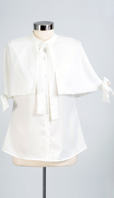 Why Collection T180320-IV ( 1pc Cape Top )
