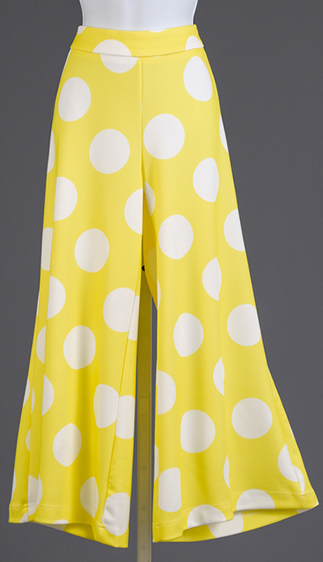 Rose Collection RC405-YW ( 1pc Polka Dot Pant )