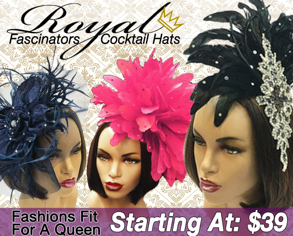 Royal Collection Cocktail Hats And Fascinators