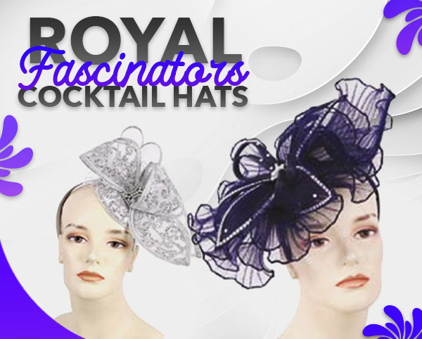 Royal Collection Cocktail Hats And Fascinators Fall 2018