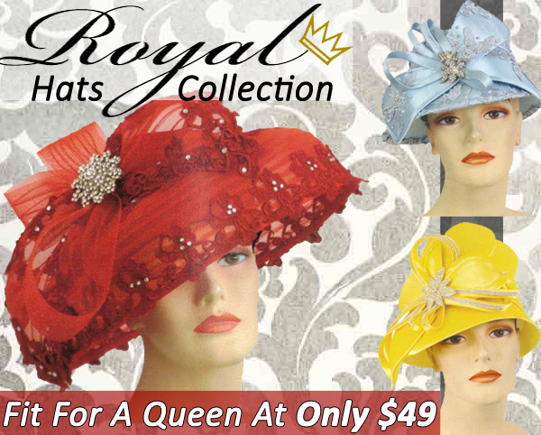 Royal Collection High End Hats 2018