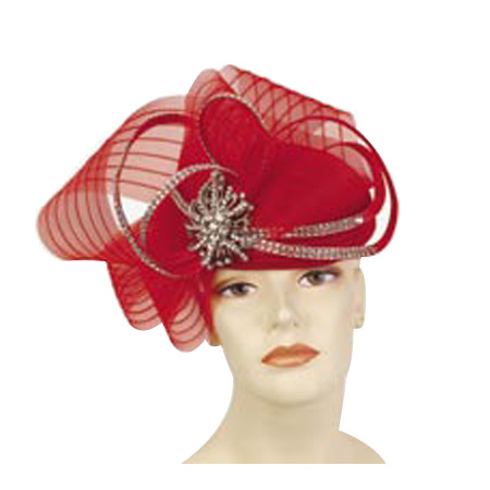 1271-RE-CO ( Church Hat )