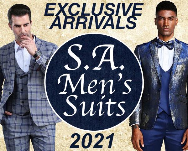 SA Mens Suits