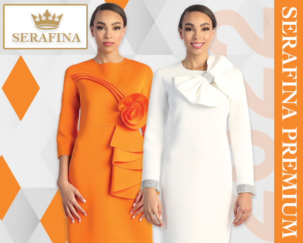 Designer Serafina Premium Apparel Spring And Summer 2020