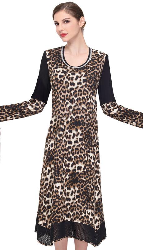 Serafina 6187-BL ( 1pc Ladies Novelty Dress For Church )