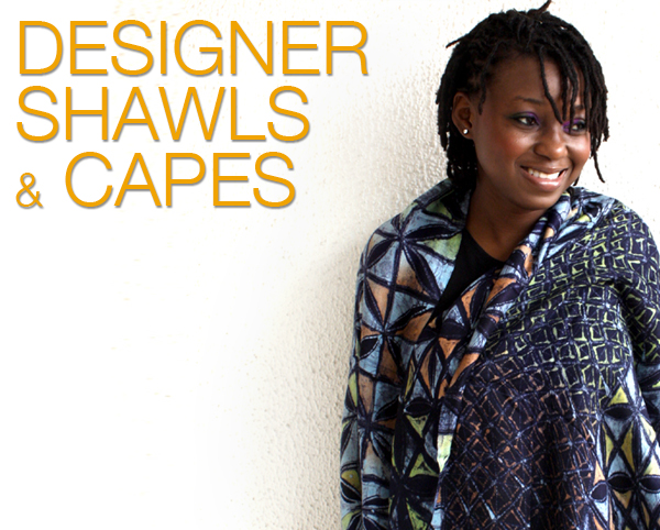 Designer Shawls And Capes 2019