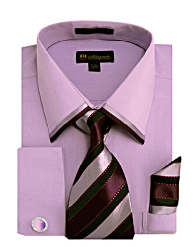 SG23L-H ( Matching Tie, Cuff Link And Hanky Included )