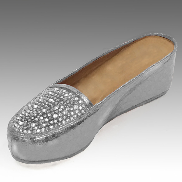 H107-Silver