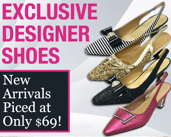 Beautiful Designer Shoes Fall And Holiday 2019