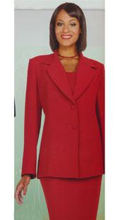 Aussie Austine Church And Choir Uniform 11809-CA ( 2pc Renova Jacket And Skirt Womens Suit )