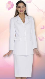 Aussie Austine Church And Choir Uniform 11809 ( 2pc Renova Jacket And Skirt Womens Suit )