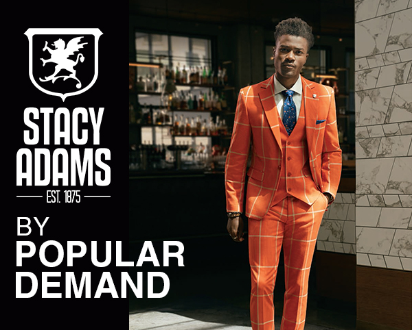 Stacy Adams Men Suits 2019