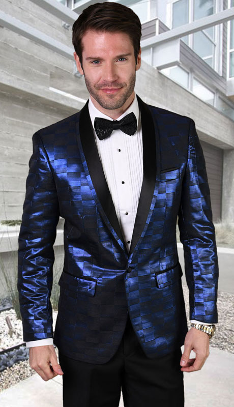 RJ-100-RO ( 1pc Single Jacket With Matching Bow Tie )