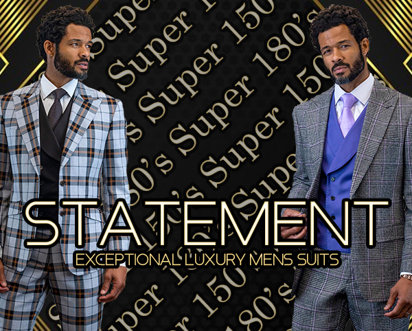 Statement Mens Suits, Jackets, And Tuxedos Spring And Summer 2018