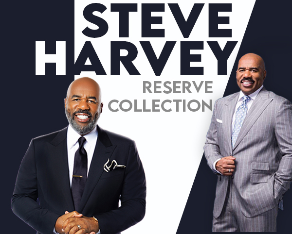 Steve Harvey Reserve Collection 2020