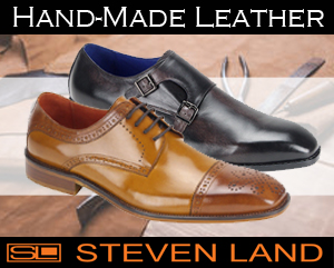 Genuine Leather Shoes Designed By Steven Land Spring And Summer 2018