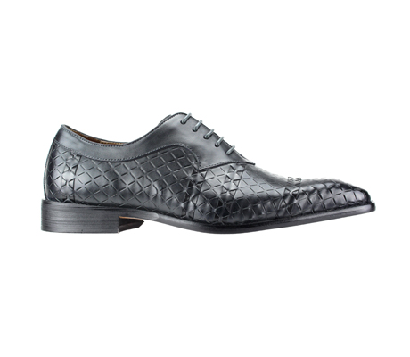 SL0022-Gray ( Genuine Handmade Leather With An Elegant Accent Weave )