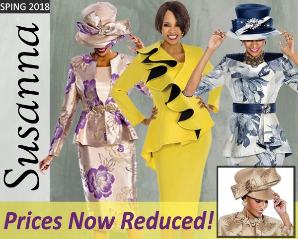 Womens Susanna Special Occasion Church Attire Spring And Summer 2018