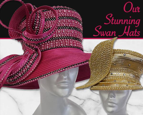 Swan Hats 2020