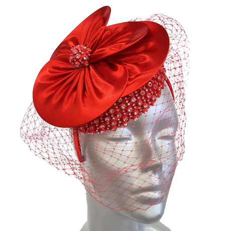 Swan Hats SW9050-Red
