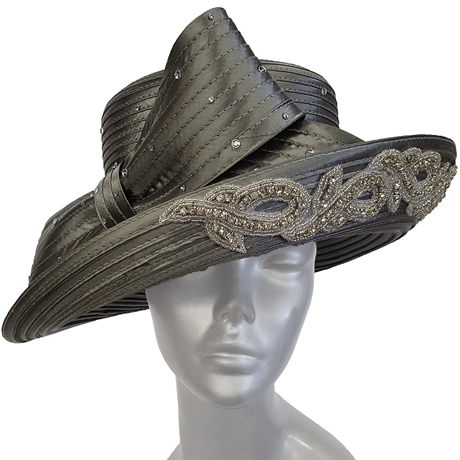 Swan Hats SW9041-Charcoal