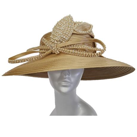 Swan Hats SW9039-Champagne