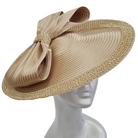 Swan Hats SW9033-Champagne