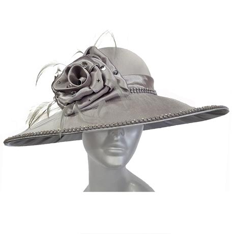 Swan Hats SW9020-Silver