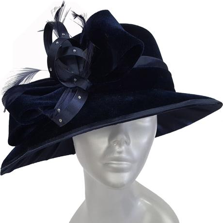 Swan Hats SW9011-Navy