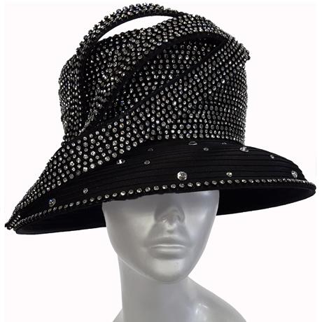 Swan Hats H2860-Black