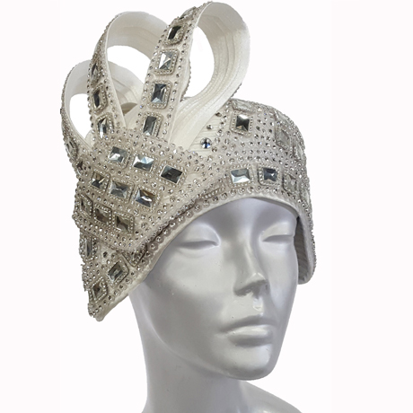 Swan Hats H2645-White