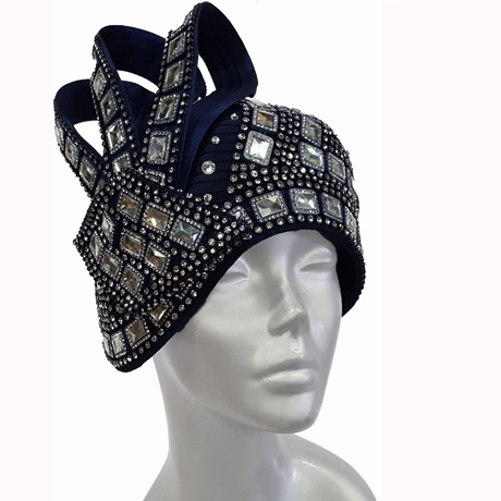 Swan Hats H2645-Black