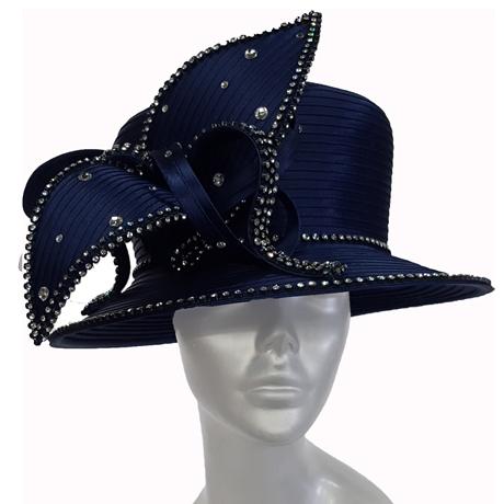 Swan Hats H0022-Navy